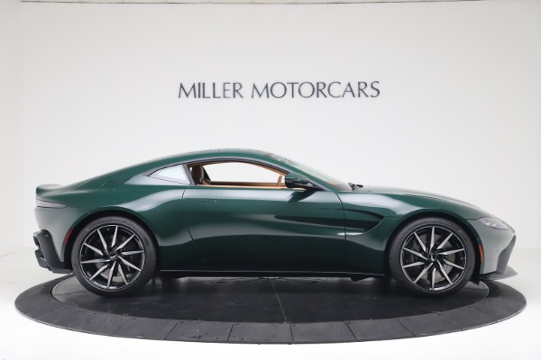 Used 2020 Aston Martin Vantage Coupe for sale Sold at Maserati of Greenwich in Greenwich CT 06830 10