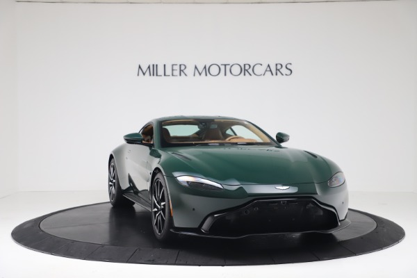 Used 2020 Aston Martin Vantage Coupe for sale Sold at Maserati of Greenwich in Greenwich CT 06830 12