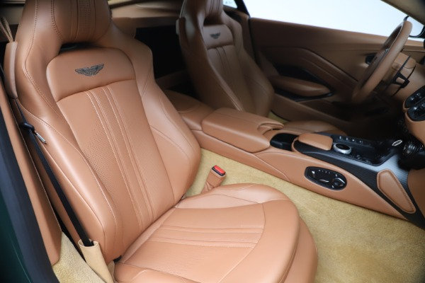 Used 2020 Aston Martin Vantage Coupe for sale Sold at Maserati of Greenwich in Greenwich CT 06830 20
