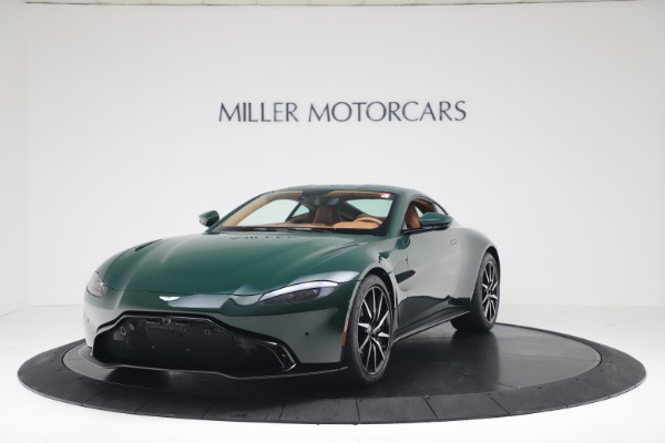 Used 2020 Aston Martin Vantage Coupe for sale Sold at Maserati of Greenwich in Greenwich CT 06830 3