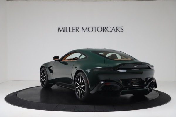 Used 2020 Aston Martin Vantage Coupe for sale Sold at Maserati of Greenwich in Greenwich CT 06830 6