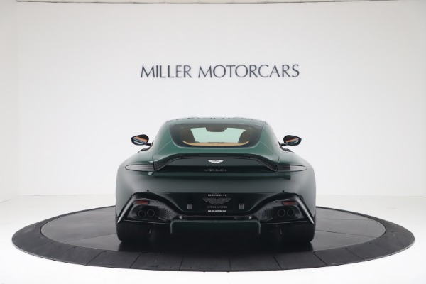 Used 2020 Aston Martin Vantage Coupe for sale Sold at Maserati of Greenwich in Greenwich CT 06830 7