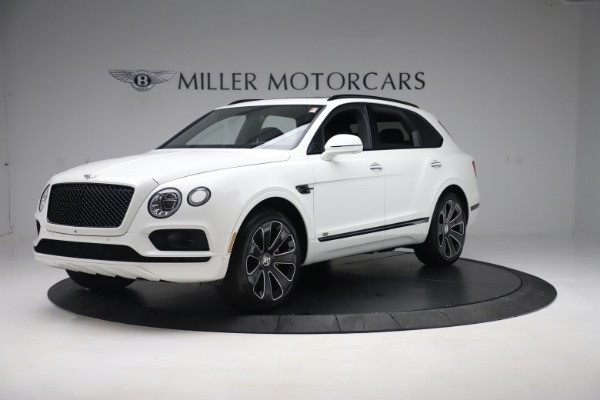 New 2020 Bentley Bentayga V8 Design Series for sale $218,535 at Maserati of Greenwich in Greenwich CT 06830 3