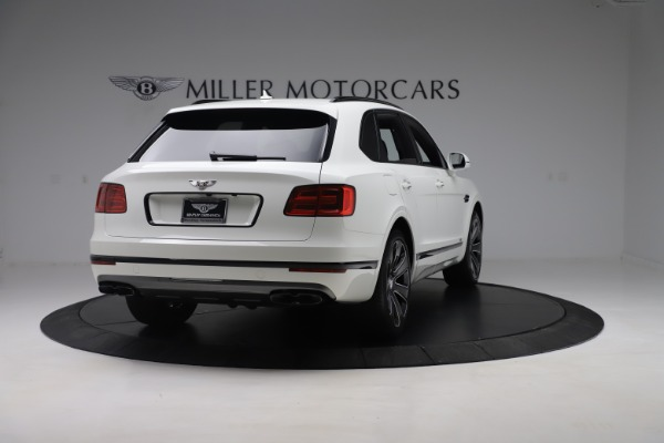 New 2020 Bentley Bentayga V8 Design Series for sale $218,535 at Maserati of Greenwich in Greenwich CT 06830 9