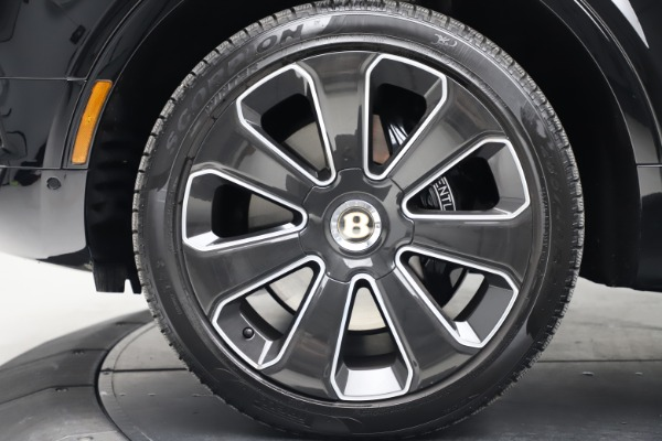 Used 2020 Bentley Bentayga V8 Design Series for sale $199,900 at Maserati of Greenwich in Greenwich CT 06830 15