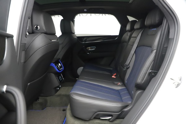 New 2020 Bentley Bentayga V8 Design Series for sale $216,860 at Maserati of Greenwich in Greenwich CT 06830 23