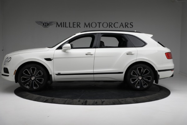 New 2020 Bentley Bentayga V8 Design Series for sale $216,860 at Maserati of Greenwich in Greenwich CT 06830 3