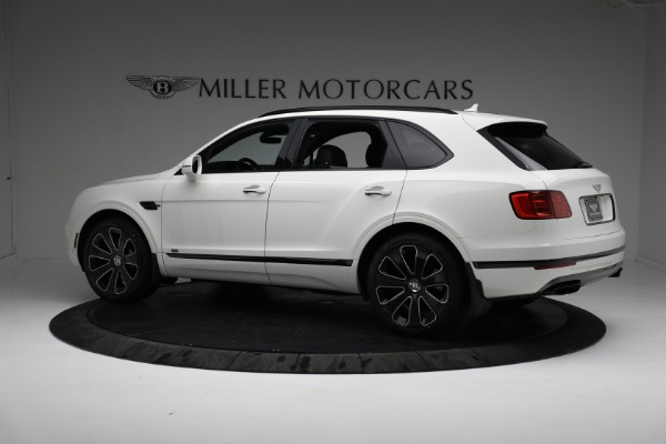 New 2020 Bentley Bentayga V8 Design Series for sale $216,860 at Maserati of Greenwich in Greenwich CT 06830 4