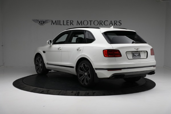 New 2020 Bentley Bentayga V8 Design Series for sale $216,860 at Maserati of Greenwich in Greenwich CT 06830 5