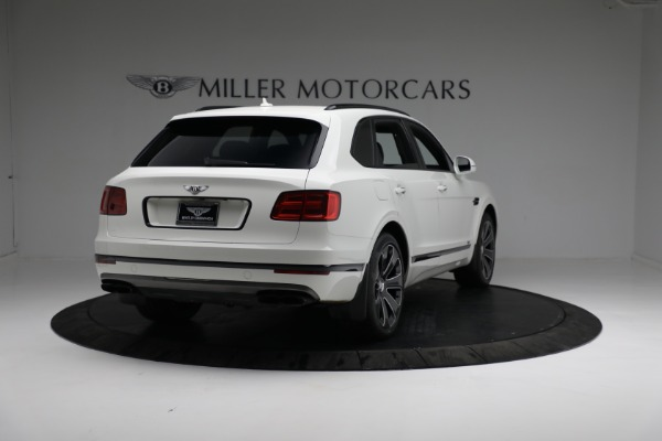 New 2020 Bentley Bentayga V8 Design Series for sale $216,860 at Maserati of Greenwich in Greenwich CT 06830 7
