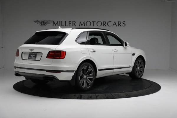 New 2020 Bentley Bentayga V8 Design Series for sale $216,860 at Maserati of Greenwich in Greenwich CT 06830 8