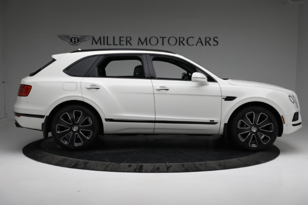 New 2020 Bentley Bentayga V8 Design Series for sale $216,860 at Maserati of Greenwich in Greenwich CT 06830 9