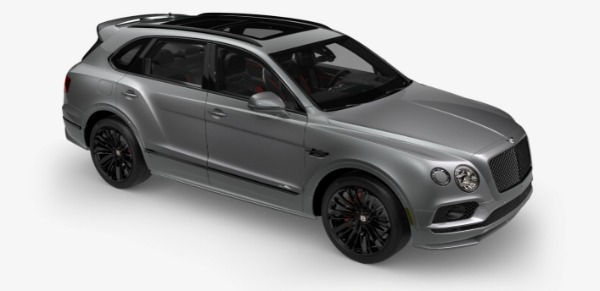 New 2020 Bentley Bentayga Speed for sale Sold at Maserati of Greenwich in Greenwich CT 06830 5