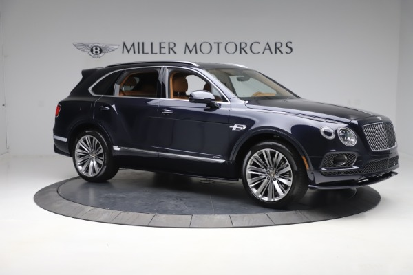 New 2020 Bentley Bentayga Speed for sale Sold at Maserati of Greenwich in Greenwich CT 06830 10