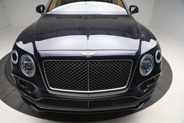 New 2020 Bentley Bentayga Speed for sale Sold at Maserati of Greenwich in Greenwich CT 06830 13