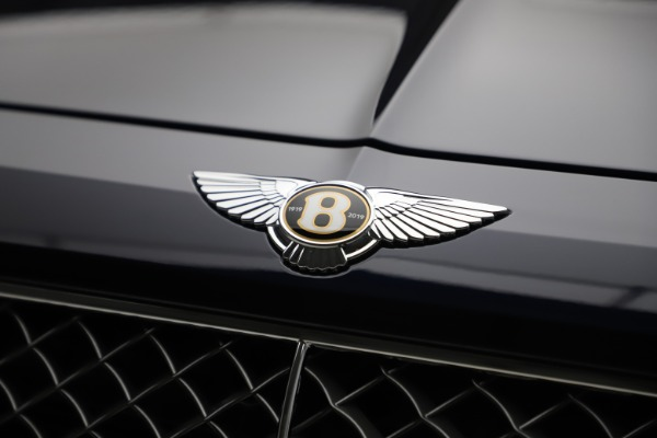 New 2020 Bentley Bentayga Speed for sale Sold at Maserati of Greenwich in Greenwich CT 06830 14