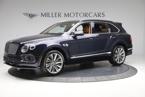 New 2020 Bentley Bentayga Speed for sale Sold at Maserati of Greenwich in Greenwich CT 06830 2