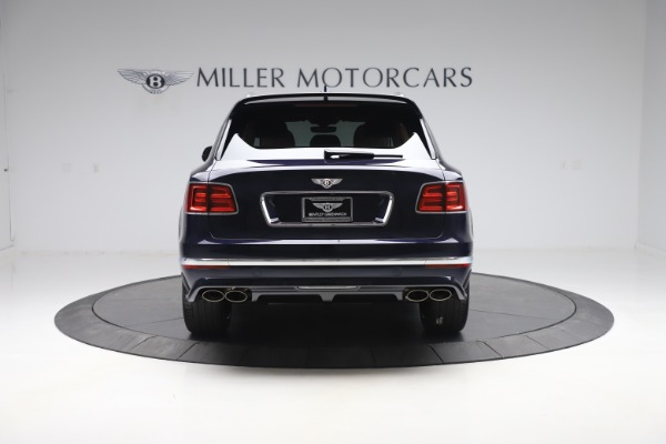 New 2020 Bentley Bentayga Speed for sale Sold at Maserati of Greenwich in Greenwich CT 06830 6