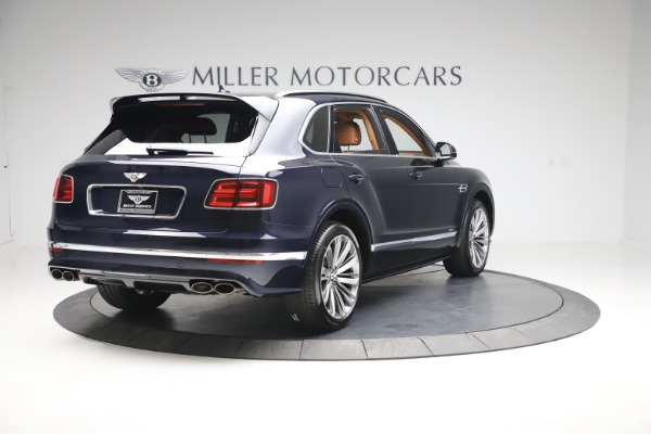New 2020 Bentley Bentayga Speed for sale Sold at Maserati of Greenwich in Greenwich CT 06830 7