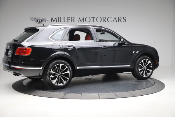 New 2020 Bentley Bentayga V8 for sale Sold at Maserati of Greenwich in Greenwich CT 06830 8