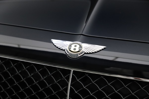 New 2020 Bentley Bentayga V8 for sale Sold at Maserati of Greenwich in Greenwich CT 06830 13