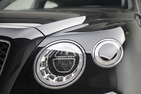 New 2020 Bentley Bentayga V8 for sale Sold at Maserati of Greenwich in Greenwich CT 06830 14