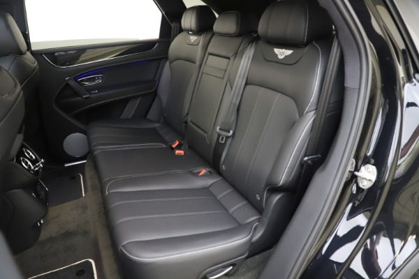 New 2020 Bentley Bentayga V8 for sale Sold at Maserati of Greenwich in Greenwich CT 06830 22