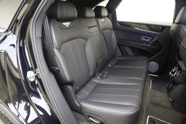 New 2020 Bentley Bentayga V8 for sale Sold at Maserati of Greenwich in Greenwich CT 06830 25