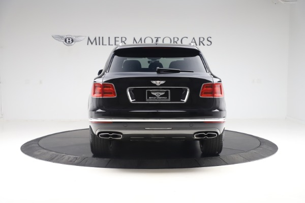 New 2020 Bentley Bentayga V8 for sale Sold at Maserati of Greenwich in Greenwich CT 06830 6