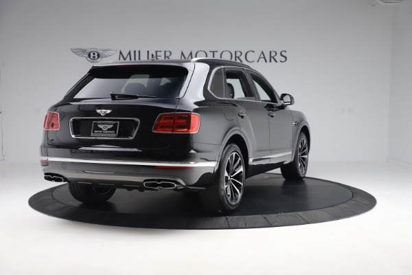 New 2020 Bentley Bentayga V8 for sale Sold at Maserati of Greenwich in Greenwich CT 06830 7