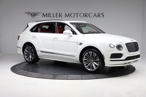 New 2020 Bentley Bentayga Speed for sale $244,145 at Maserati of Greenwich in Greenwich CT 06830 10