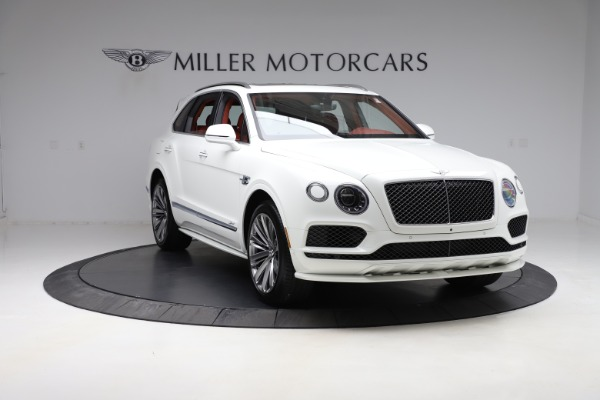 New 2020 Bentley Bentayga Speed for sale $244,145 at Maserati of Greenwich in Greenwich CT 06830 11