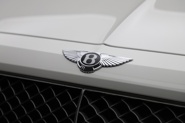 New 2020 Bentley Bentayga Speed for sale $244,145 at Maserati of Greenwich in Greenwich CT 06830 14