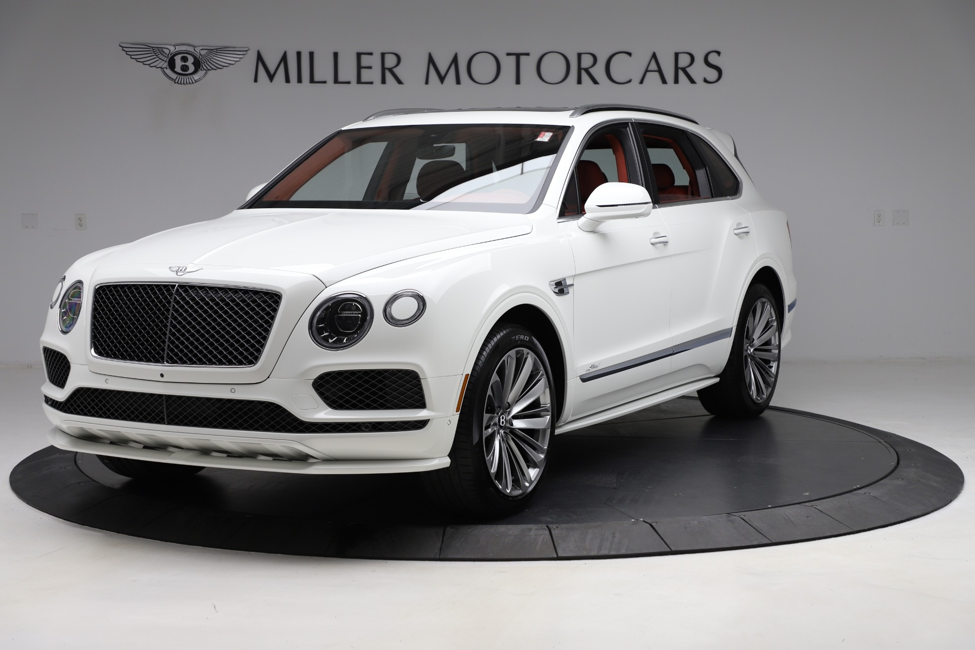 New 2020 Bentley Bentayga Speed for sale $244,145 at Maserati of Greenwich in Greenwich CT 06830 1