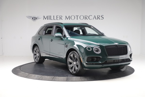 New 2020 Bentley Bentayga V8 Design Series for sale $223,015 at Maserati of Greenwich in Greenwich CT 06830 11
