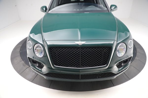 New 2020 Bentley Bentayga V8 Design Series for sale $223,015 at Maserati of Greenwich in Greenwich CT 06830 13