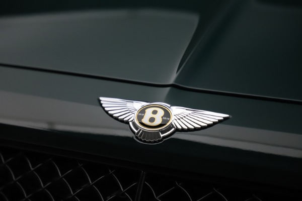 New 2020 Bentley Bentayga V8 Design Series for sale $223,015 at Maserati of Greenwich in Greenwich CT 06830 14
