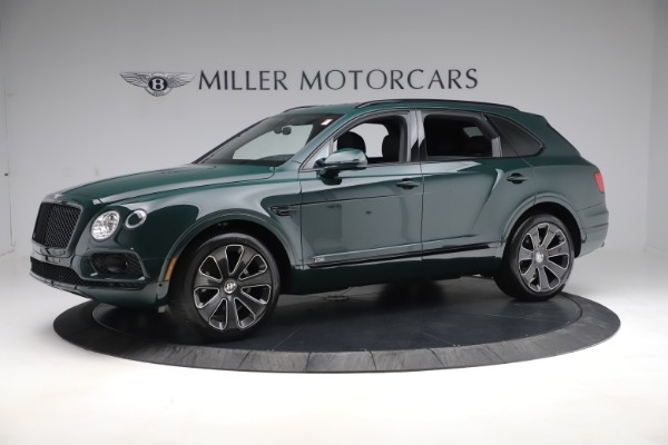 New 2020 Bentley Bentayga V8 Design Series for sale $223,015 at Maserati of Greenwich in Greenwich CT 06830 2