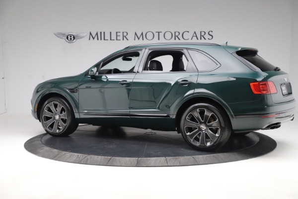 New 2020 Bentley Bentayga V8 Design Series for sale $223,015 at Maserati of Greenwich in Greenwich CT 06830 4