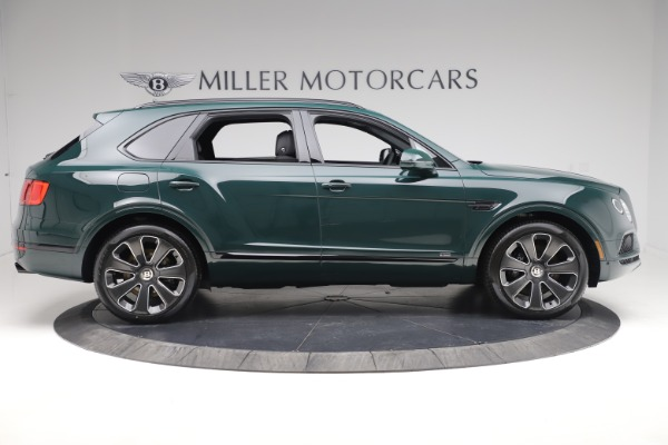 New 2020 Bentley Bentayga V8 Design Series for sale $223,015 at Maserati of Greenwich in Greenwich CT 06830 9