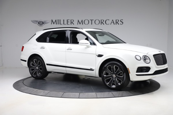 New 2020 Bentley Bentayga V8 Design Series for sale $216,860 at Maserati of Greenwich in Greenwich CT 06830 10