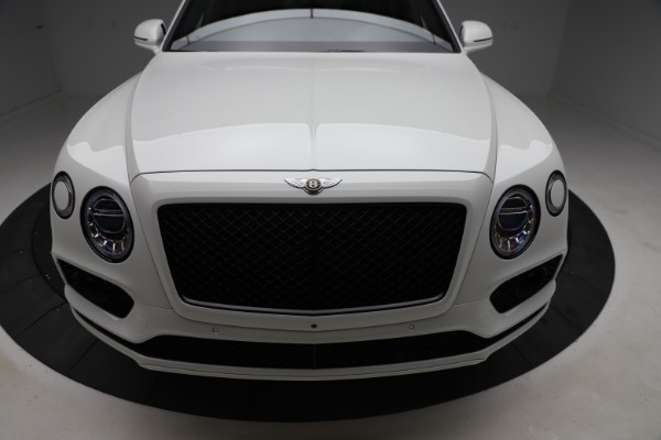 New 2020 Bentley Bentayga V8 Design Series for sale $216,860 at Maserati of Greenwich in Greenwich CT 06830 14