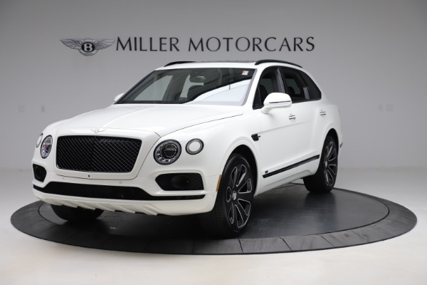 New 2020 Bentley Bentayga V8 Design Series for sale $216,860 at Maserati of Greenwich in Greenwich CT 06830 1