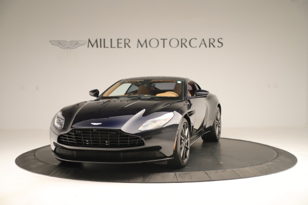 Used 2017 Aston Martin DB11 Launch Edition for sale Sold at Maserati of Greenwich in Greenwich CT 06830 11