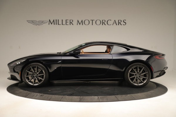 Used 2017 Aston Martin DB11 Launch Edition for sale Sold at Maserati of Greenwich in Greenwich CT 06830 2