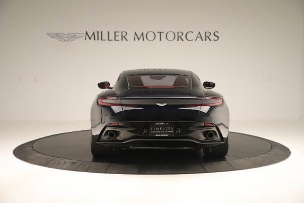 Used 2017 Aston Martin DB11 Launch Edition for sale Sold at Maserati of Greenwich in Greenwich CT 06830 5