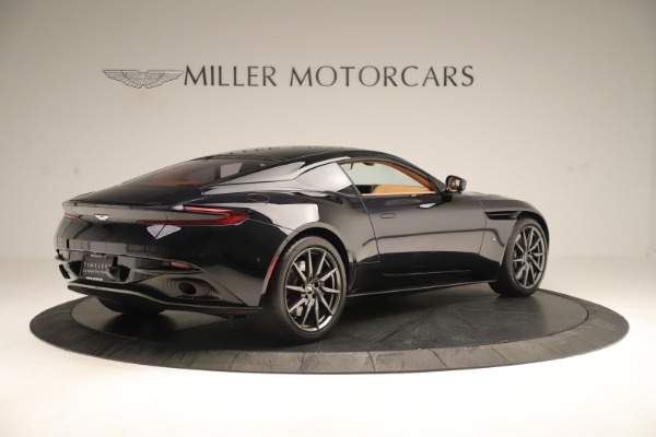Used 2017 Aston Martin DB11 Launch Edition for sale Sold at Maserati of Greenwich in Greenwich CT 06830 7