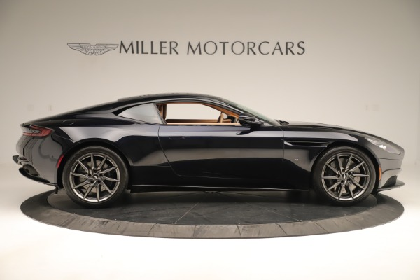 Used 2017 Aston Martin DB11 Launch Edition for sale Sold at Maserati of Greenwich in Greenwich CT 06830 8