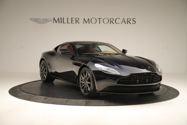 Used 2017 Aston Martin DB11 Launch Edition for sale Sold at Maserati of Greenwich in Greenwich CT 06830 9