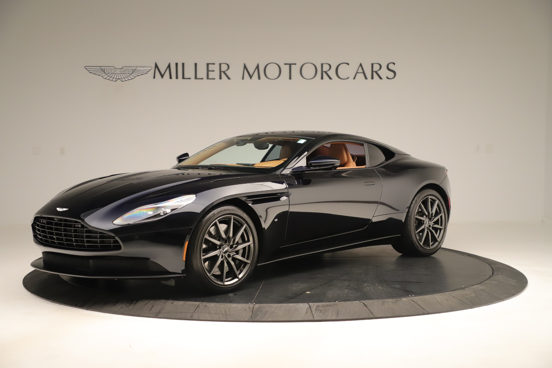 Used 2017 Aston Martin DB11 Launch Edition for sale Sold at Maserati of Greenwich in Greenwich CT 06830 1